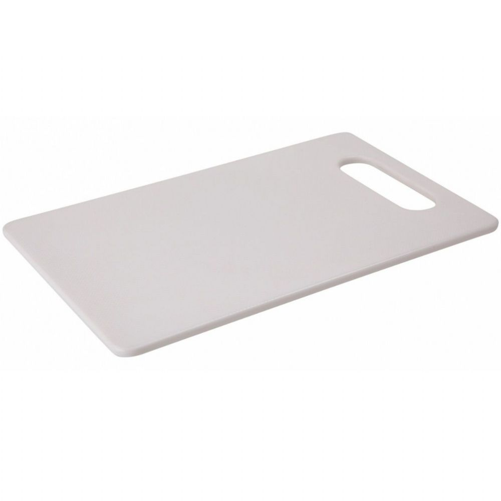 Bartenders White Chopping Board